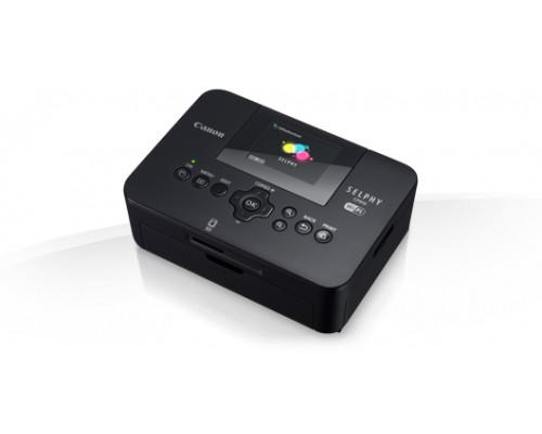 Принтер Canon SELPHY CP910, A6, 300x300dpi, USB 2.0, Wi-Fi, MMC, SD, сублимационный, Черный