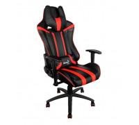 Игровое компьютерное кресло Aerocool AC120 AIR-BR, Искусственная кожа PU AIR, (Ш)53*(Г)57*(В)124 (13