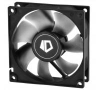 Вентилятор ID-Cooling, NO-8025-SD , 80x80x25mm, 1600±10%RPM, Hydraulic Bearing, 27.5dB