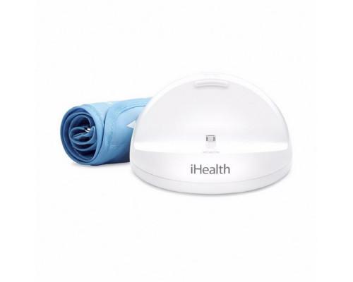 Прибор для измерения давления и сердечного ритма, Xiaomi, iHealth NNR4002RT, Диапазон тонометра 0kPa