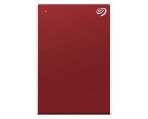 Внешний жесткий диск Seagate, One Touch STKB2000403, 2 Tb, USB 3.2, Красный