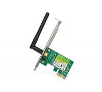 Сетевая карта TP-Link, TL-WN781ND, PCI-E, 150 Мбит, с, частота 2.4, WEP, WPA, WPA2