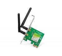 Сетевая карта TP-Link, TL-WN881ND, PCI-E, 300 Мбит, с, частота 2.4, WEP, WPA, WPA2