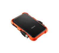 Внешний жесткий диск Apacer AC630 Panther, AP2TBAC630T-1, 2 Tb, USB 3.1, Оранжевый