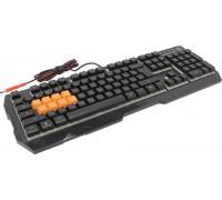 Клавиатура A4 Tech, Bloody, B328, USB, 8-механических кнопок с оптическими переключателями, Анг, Рус,