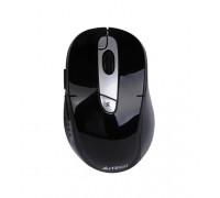 Мышь A4 Tech, G11-570FX, 2000 dpi, Беспроводная, Лазерная, Черный