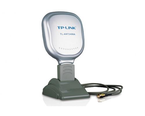 Антенна TP-Link, TL-ANT2406A, RP-SMA, 6dbi, 2.4Ghz, внутреняя, направленая