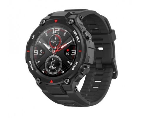 "Смарт часы Xiaomi, Amazfit T-Rex A1919, 1.3"" AMOLED, 360x360, GPS, ГЛОНАСС, Bluetooth 5.0, 390 мА, ч,"