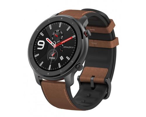"Смарт часы Xiaomi, Amazfit GTR 47mm A1902, 1.39"" AMOLED, 454x454, GPS, ГЛОНАСС, Bluetooth 5.0, 410 м"