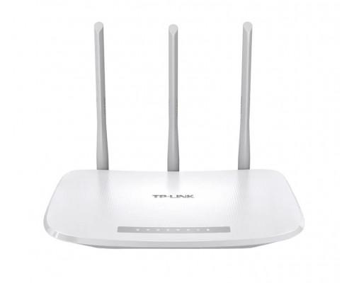 Точка доступа TP-Link, TL-WR845N, 300 Мбит, с, Ethernet RJ45, Wi-Fi, частота 2.4ГГц, WEP, WPA, WPA2, 4
