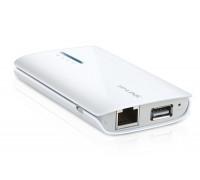 Точка доступа TP-Link, TL-MR3040, 150 Мбит, с, USB 2.0, Ethernet RJ45, Wi-Fi, 3G-модема, частота 2.4, WE