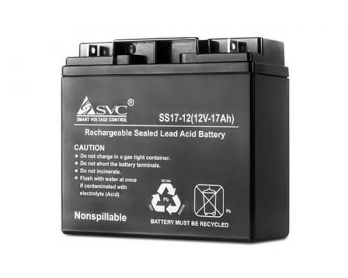 Аккумулятор для ИБП UPS 12V, 17Ah, NP 17-12, размер в mm.: 181*77*167