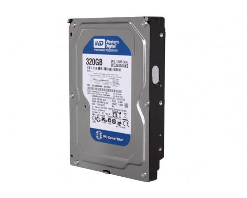 "Винчестер Western Digital 320 Gb, 8 Mb, SATA 3Gb, s, 3.5"" PL Reсertified (ограниченная гарантия 3 мес"