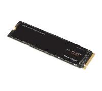 Винчестер SSD Western Digital, 500GB, SN850 PCIe M.2 (2280) WDS500G1X0E, BLACK, R7000MB, s  W4100MB, s