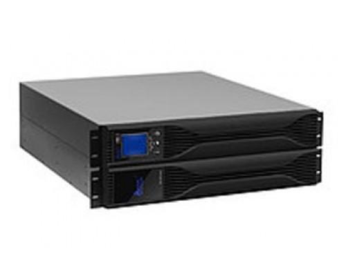 ИБП SVC, RTL-2K -LCD, 2000VA (1400W), RTL-Series, On-line, Tel.line, RS-232, USB-Smart, AVR стабилиз