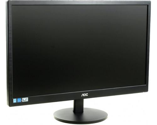 """Монитор AOC 21.5"""" E2270SWN/01, (54cm), WLED,20000000:1,1920x1080(16:9),5ms,VGA,BLACK."""