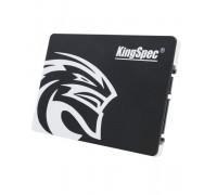 """Винчестер SSD KingSpec, 120 Gb, P4-120, SATA 3.0, R550Mb, s, W520MB, s, 2.5"""""""