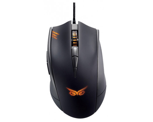Игровая мышь ASUS STRIX CLAW wired, optical, 5000 DPI, 3 buttons