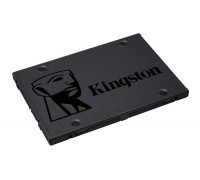 Винчестер SSD Kingston, 240 Gb, A400 SA400S37, 240G, SATA 3.0, R500Mb, s, W320MB, s, 2.5""