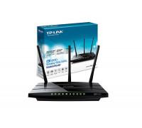 Модем TP-Link, Archer VR400, 867 Mbps на частоте 5 ГГц + 300 Mbps на частоте 2,4 ГГц, 3 порта LAN 10