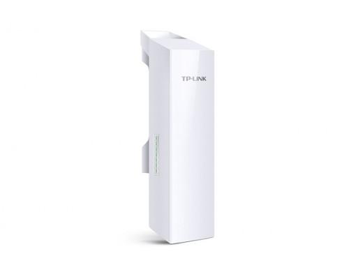 Точка доступа TP-Link, CPE210 Outdoor CPE, 300 Мбит/с , Ethernet RJ45/Wi-Fi, частота 2.4ГГц, WEP, WP