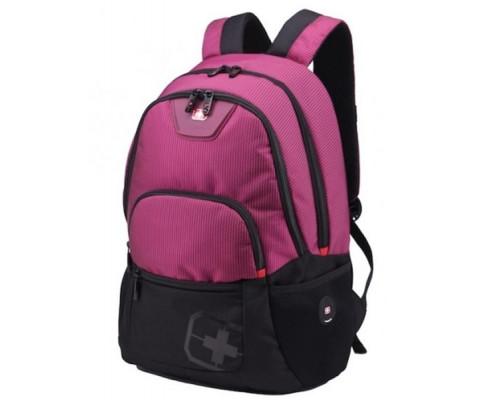"""Сумка Continent BP-305 PP Purple, рюкзак для 16"""", пурпурный"""
