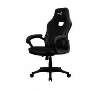 Игровое компьютерное кресло Aerocool AERO 2 Alpha B, Искусственная кожа PU AIR , Дышащая ткань, (Ш)54