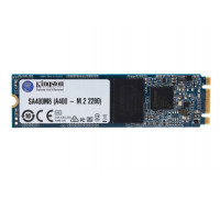Винчестер SSD Kingston, 480 Gb, M.2 A400 SA400M8, 480G, SATA 6Gb, s, R500MB, s W320MB, s, 2.5""