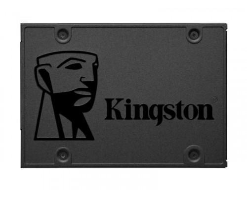 "Винчестер SSD Kingston, 1920 Gb, A400 SA400S37/1920G, SATA 3.0, R500Mb/s, W450MB/s, 2.5"""