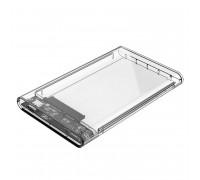 Мобильный кейс-Mobile Rack ORICO 2139C3-CR-EP  USB3.1, TypeC, до 2ТБ, CLEAR