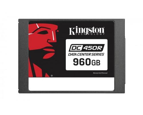 """Винчестер SSD Kingston, 960 Gb, DC450R SEDC450R/960G, SATA 6Gb/s, R560Mb/s, W530MB/s, 2.5"""""""