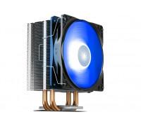 Теплоотвод Deepcool, GAMMAXX 400 V2 BLUE DP-MCH4-GMX400V2-BL, Intel 1366, 1200, 115х и AMD AM4, AM3+, AM