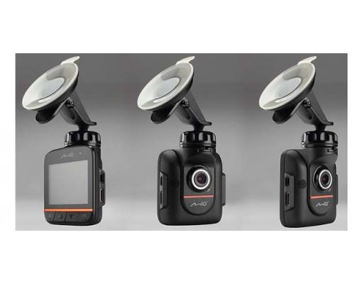 Видеорегистратор Mio MiVue 358 Full HD-видео (1080p), 2,4 экран, угол обзора 120°, Датчик Движения,