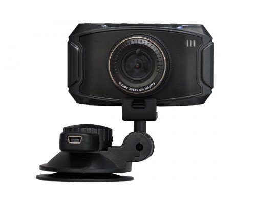 Видеорегистратор GS90C, 5 Mpx, 2304x1296, 30FPS, Угол обзора 170°, Cycle recording, LCD монитор 2.7""