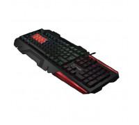 Клавиатура A4 Tech, Bloody, B3590R, USB, 8-механических кнопок с оптическими переключателями, Анг, Ру