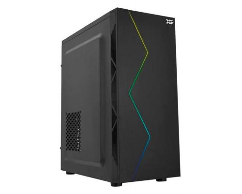 Корпус X-Game, Galaxy, Panel USB2.0x2,HD-Audio+Mic, Высота процессорного кулера 145мм, Длина VGA до