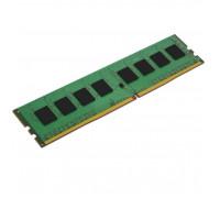 Оперативная память Kingston 8 Gb, DDR4, KVR32N22S8, 8, PC4-25600, 3200MHz, BOX