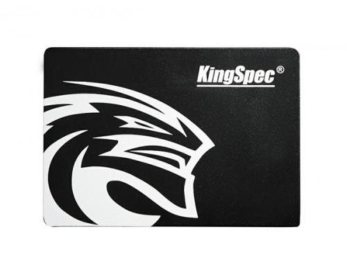 """Винчестер SSD KingSpec, 960 Gb, P4-960, SATA 3.0, R550Mb/s, W520MB/s, 2.5"""""""