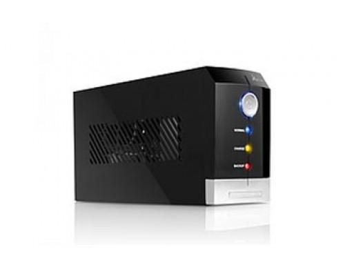 ИБП SVC, V-1200-F, 1200VA/720W, Smart, AVR стабилизатор:165-270VAC, 12V/9Ah*2, 3 вых.: 2 системных +
