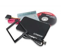 Мобильный кейс-Mobile Rack, Kingston, SNA, Подключение через Sata HDD 2,5'', Внешний, USB, Чёрный