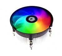 Теплоотвод ID-Cooling, DK-03А RGB  AMD AM4/AM3+/AM3/FM2+/FM2/FM1, Алюминиевый Радиатор, Габариты: 12