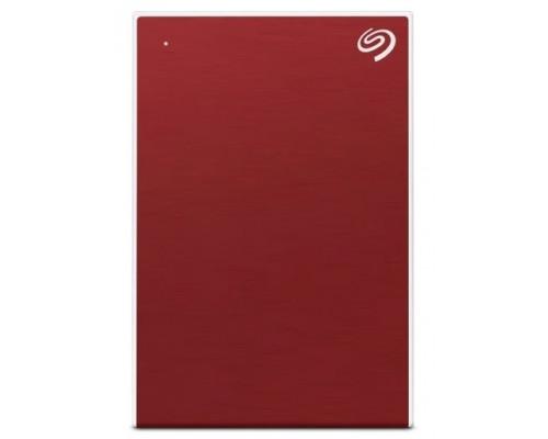 Внешний жесткий диск Seagate, One Touch STKB1000403, 1 Tb, USB 3.2, Красный