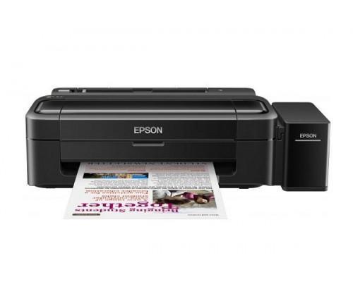Принтер Epson,  Stylus L132 C11CE58403, Прин 720x720 dpi, A4, Кол-во цветов 4, Скорость печати до 5с