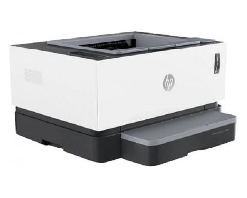 Принтер HP Neverstop Laser 1000a, лазерный, 4RY22A, 600 dpi, A4, 150 листов, 32 MB, USB 2.0, картрид