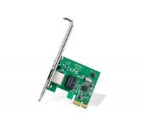 Сетевая карта TP-Link, TG-3468, Ethernet RJ45, PCI-E, Realtek RTL8139D, 1xLAN,1000 Мбит