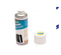 Сжатый воздух Delux Air Clean, Для очистки техники, 400 мл., Удаление пыли и других загрязнений в тр