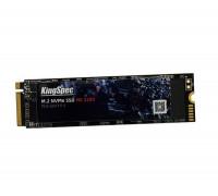 Винчестер SSD KingSpec, 128GB, M.2 PCI-E Gen3 NVMe NE-128 2280, R1800MB, s  W600MB, s