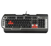 Клавиатура A4 Tech, X7-G800V, USB, Анг, Рус, Каз, Игровая, Черный