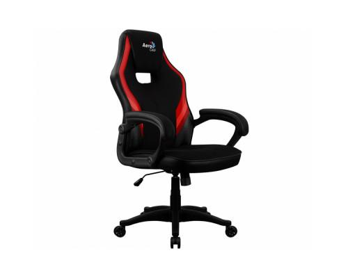 Игровое компьютерное кресло Aerocool AERO 2 Alpha BR, Искусственная кожа PU AIR /Дышащая ткань, (Ш)5